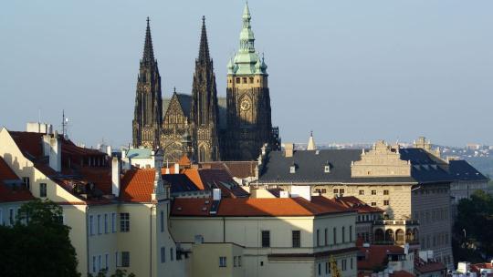 Транзитная экскурсия по Праге. Аэропорт - Прага - Аэропорт - фото 2