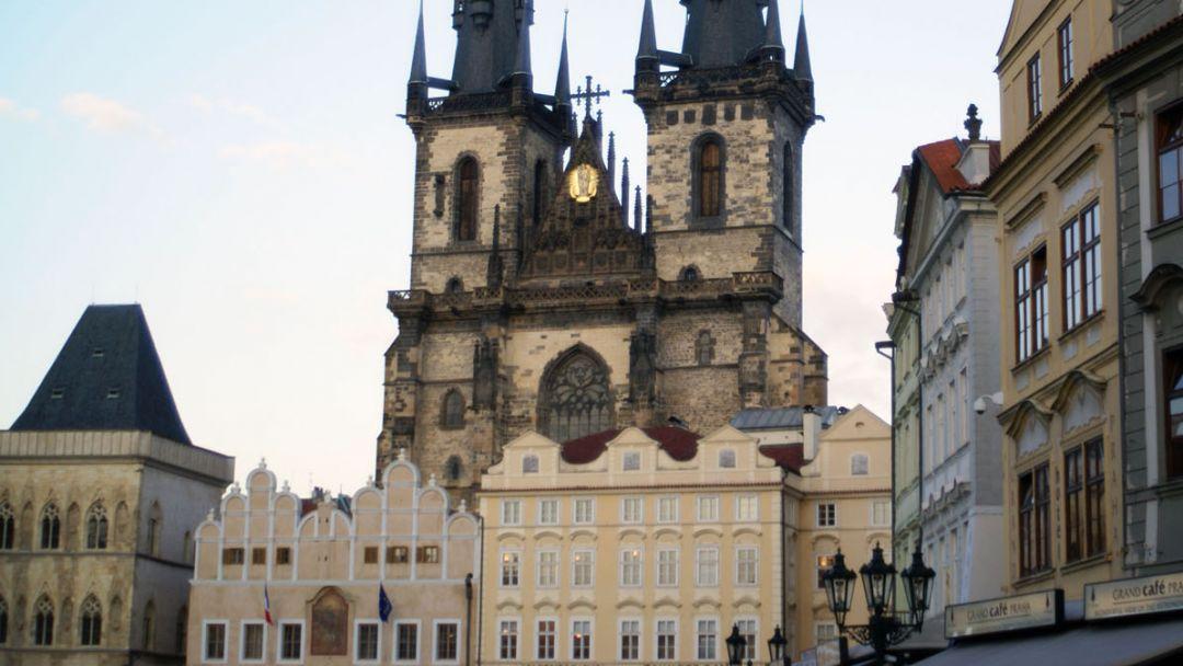 Обзорная экскурсия по Праге - фото 5