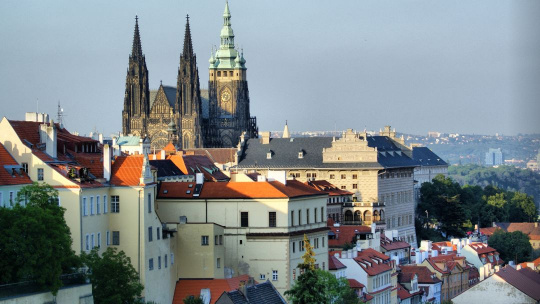 Экскурсия Градчаны и Пражский град