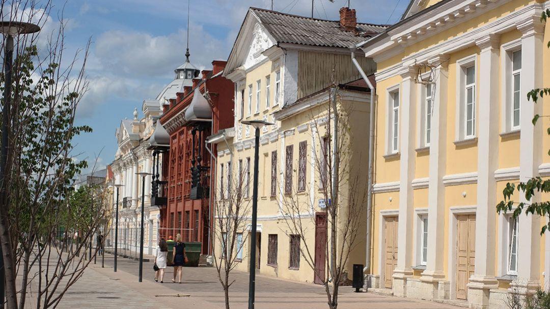 Пешеходная экскурсия по историческому центру города Тулы - фото 7