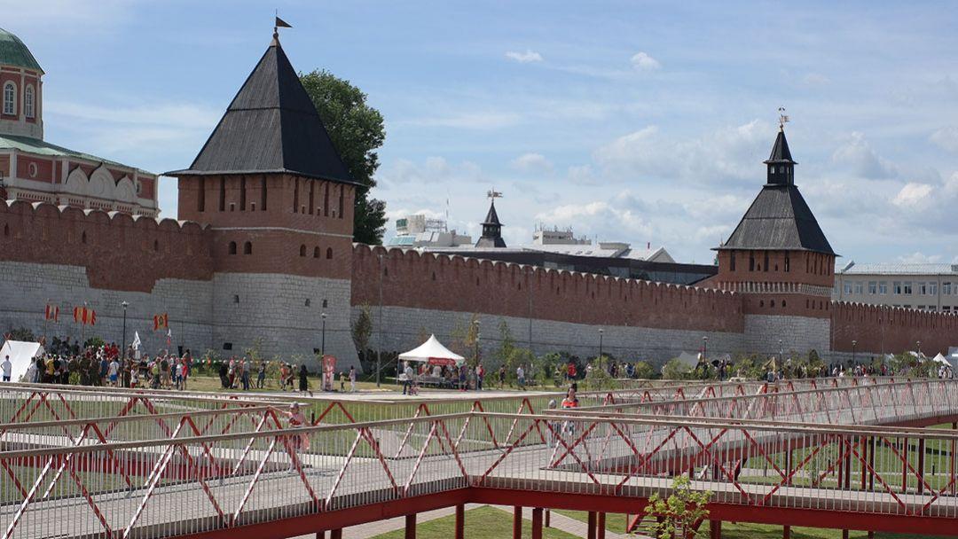 Расширенная экскурсия по историческому центру города Тулы с посещением Тульского государственного музея оружия - фото 2