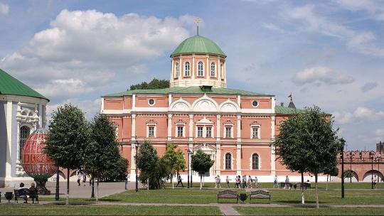 Расширенная экскурсия по историческому центру города Тулы с посещением Тульского государственного музея оружия - фото 3