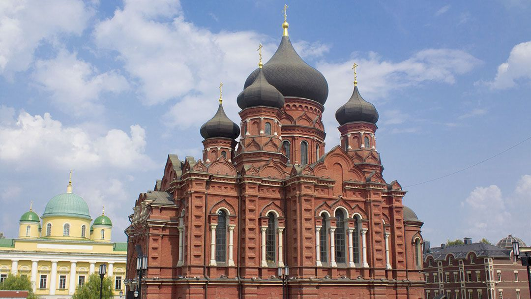 Расширенная экскурсия по историческому центру города Тулы с посещением Тульского государственного музея оружия - фото 5