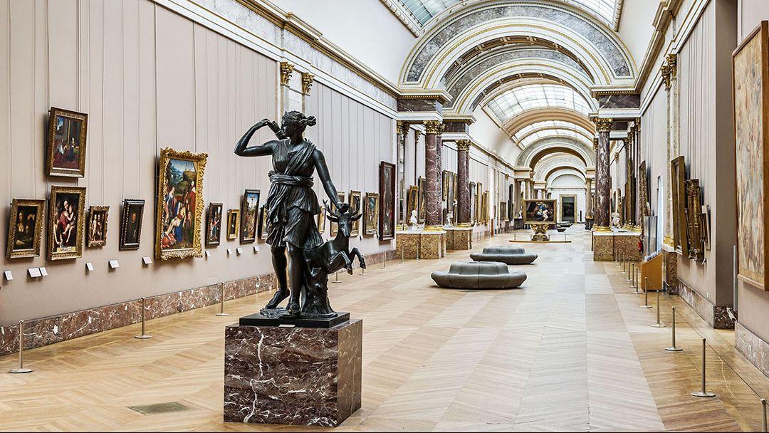 Шедевры Лувра за 2 часа - фото 4