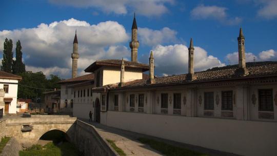 Экскурсия Путешествие в историю! Бахчисарай - столица Крымского ханства в Алуште