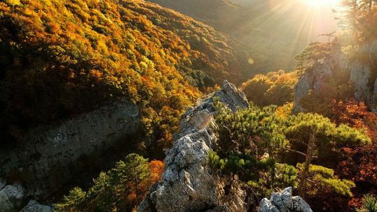 Экскурсия Большой каньон Крыма: Юсуповская тропа