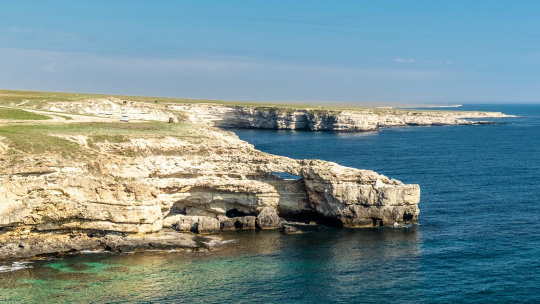 Экскурсия Загадочный заповедник Тарханкут и морская прогулка с купанием по Симферополю