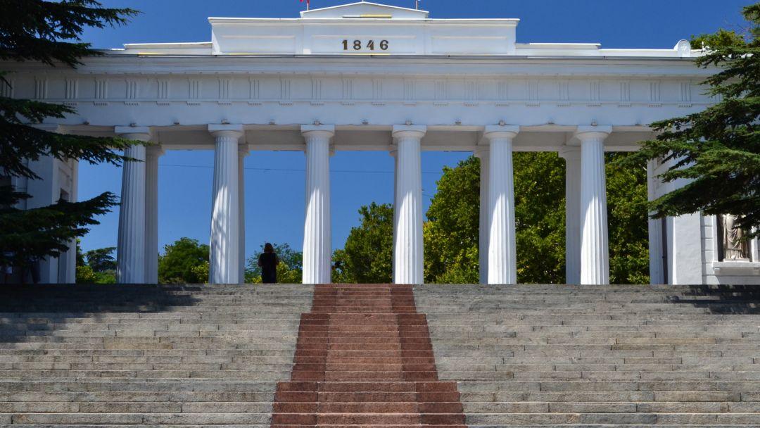 Экскурсия От Античности до наших дней