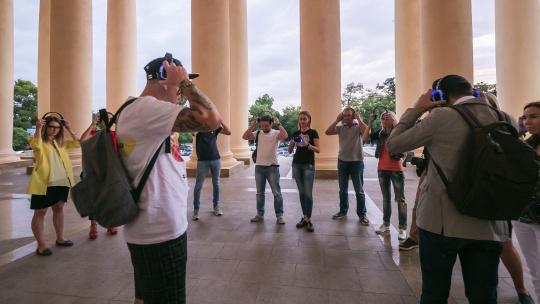 Экскурсия Променад-спектакль «Город солнца» в Сочи