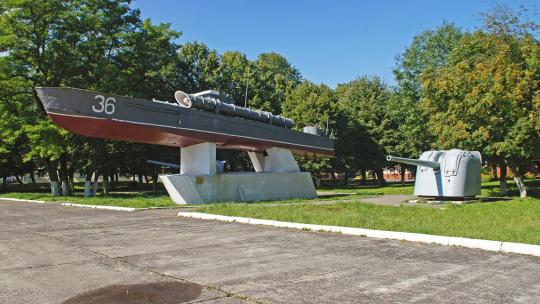 Площадь Балтийской славы в Калининграде