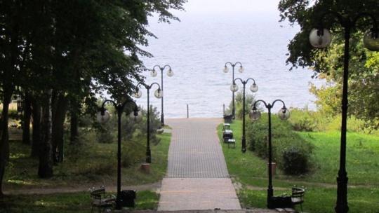 Парк имени Морица Беккера в Калининграде