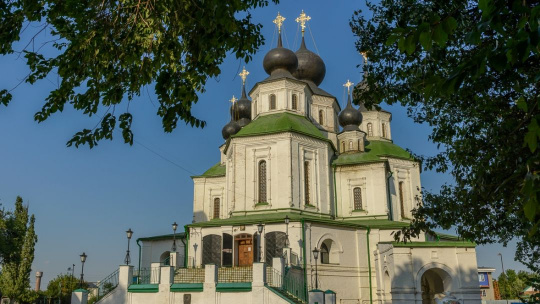 Воскресенский Войсковой собор по Ростову-на-Дону