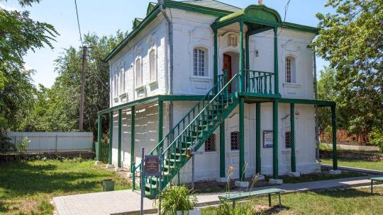 Дом Булавина (музей) по Ростову-на-Дону