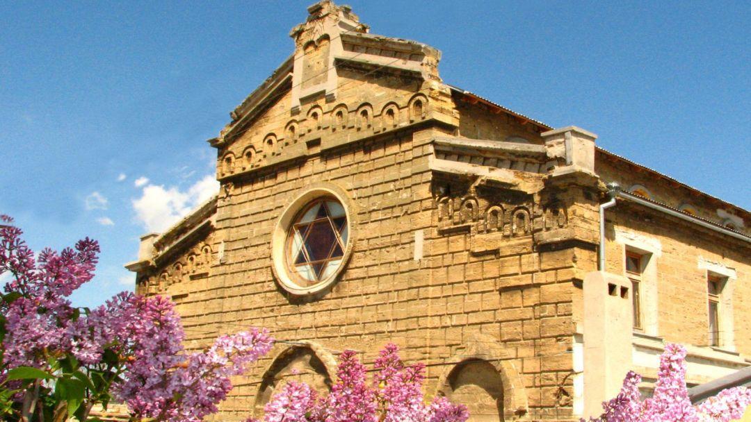 Еврейский тур по  Евпатории - фото 1