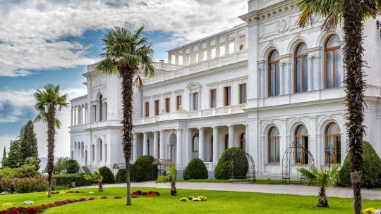 Дворцы Крыма - фото 4