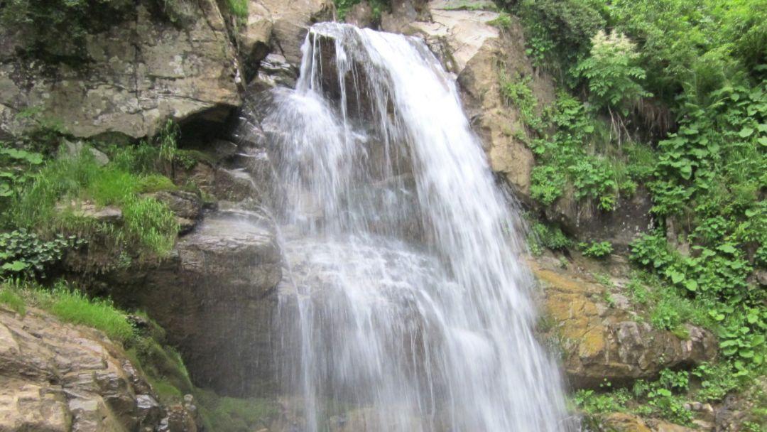Путешествие к водопадам,дольменам и на пасеку - фото 2