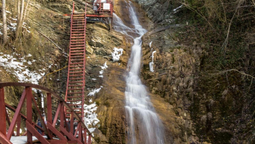 Путешествие к Гебиусским водопадам - фото 3