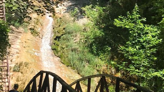 Путешествие к водопадам,дольменам и на пасеку - фото 5