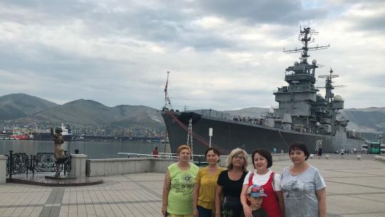 Экскурсия по местам боевой славы - фото 5