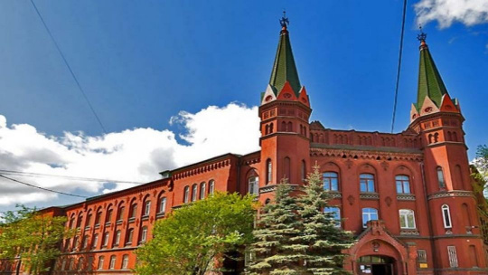 Госпиталь Святого Георга в Калининграде
