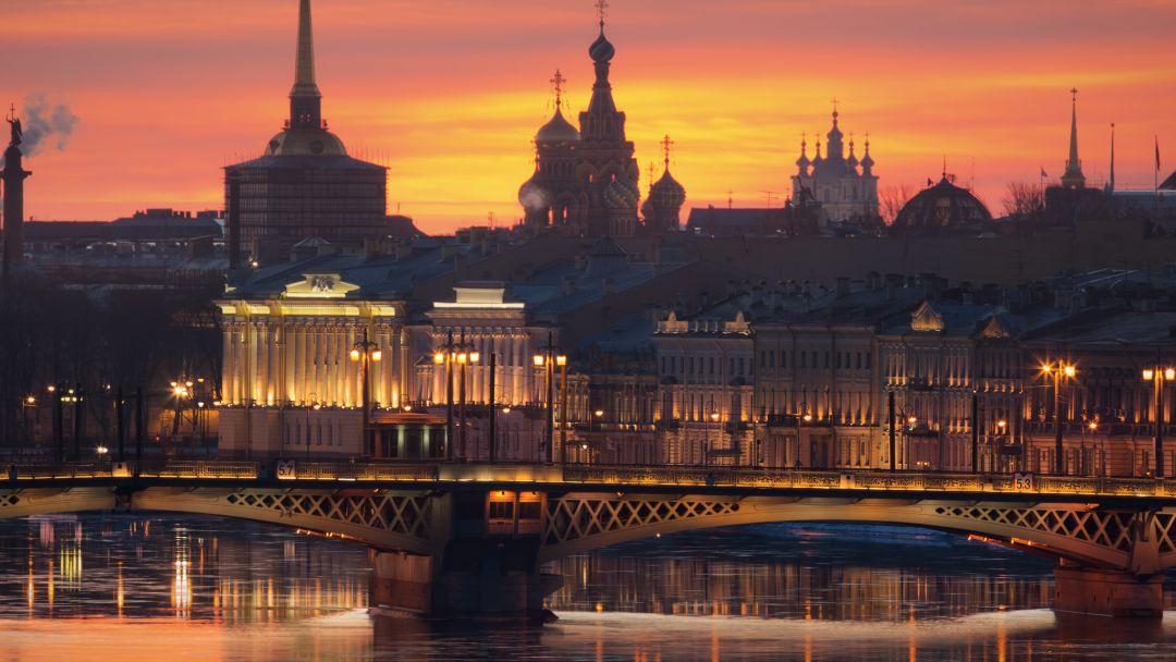 Мистический Петербург в Санкт-Петербурге