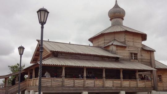 Экскурсия в Свияжск, Раифу, Храм Всех Религий - фото 3