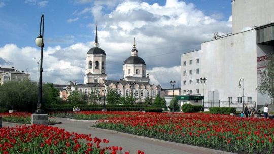 Экскурсия Томск - сердце сибири