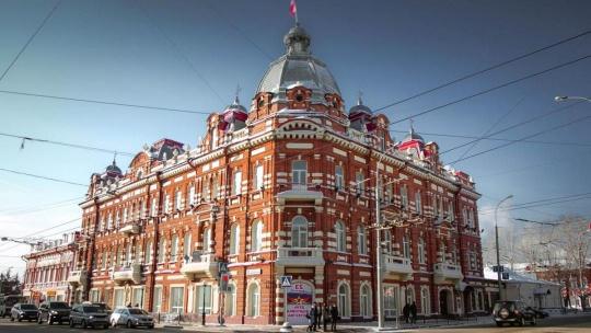 Томск - сердце сибири - фото 3