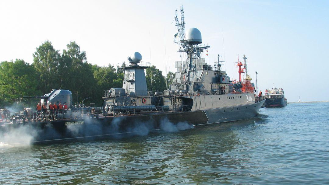 Балтийск и Балтийская Коса в Калининграде