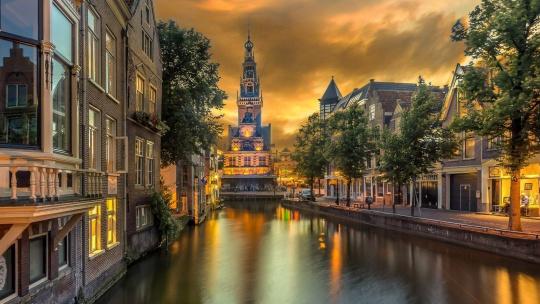 Экскурсия Алкмаар – сырный рынок по Амстердаму