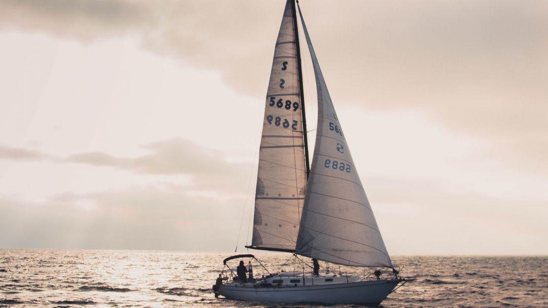 Морская прогулка - фото 1