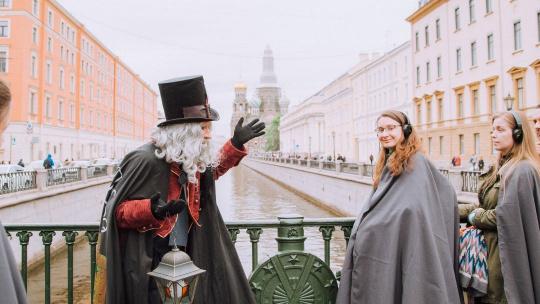 """Волшебный сити-тур """"Фаролеро"""", экскурсия в формате театрального представления - фото 2"""