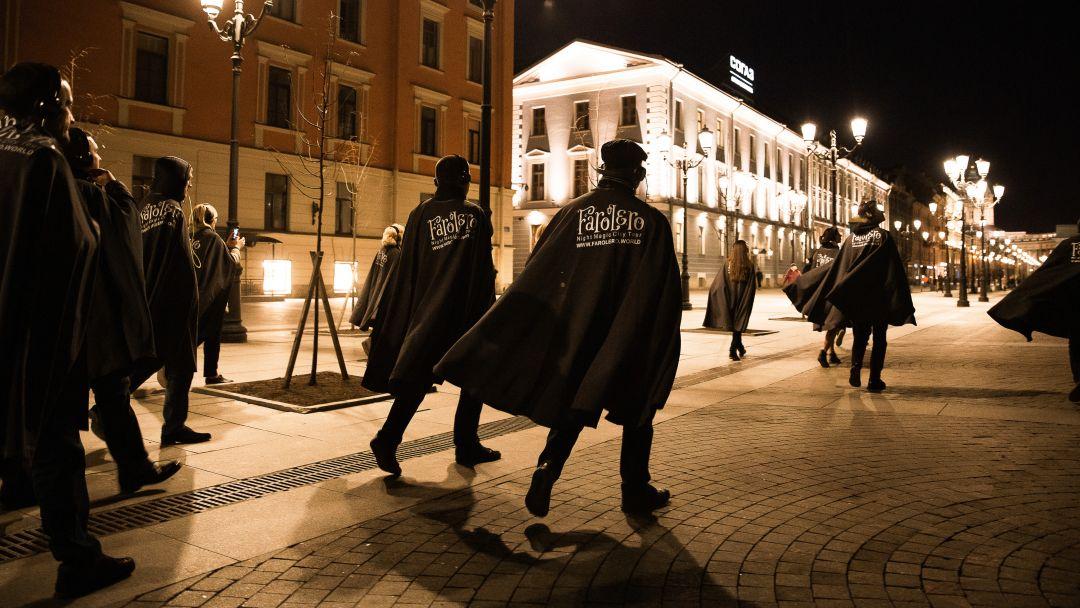 """Волшебный сити-тур """"Фаролеро"""", экскурсия в формате театрального представления - фото 5"""