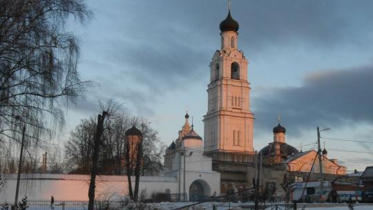 Экскурсия Киржач - город на Стромынке в Владимире