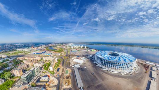 Экскурсия Индивидуальная экскурсия по самым красивым местам Нижнего Новгорода на транспорте по Нижнему Новгороду