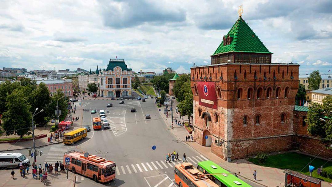 Индивидуальная экскурсия по самым красивым местам Нижнего Новгорода на транспорте - фото 2