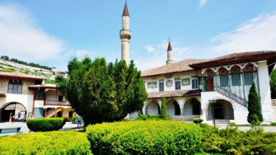 Экскурсия Средневековая сказка - Бахчисарай