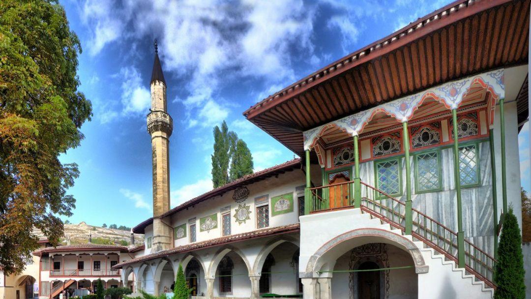 Средневековая сказка - Бахчисарай - фото 2