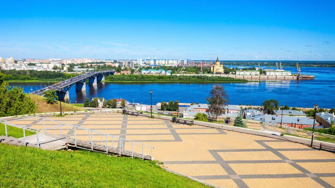 Пешеходная экскурсия по самым красивым местам Нижнего Новгорода - Индивидуальная. - фото 2