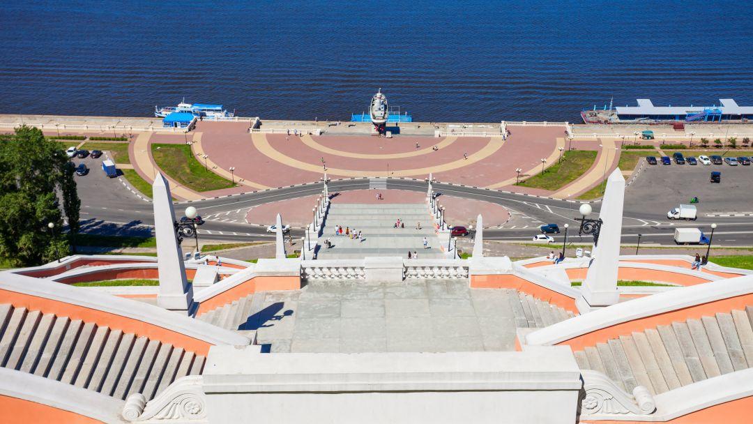 Пешеходная экскурсия по самым красивым местам Нижнего Новгорода - Индивидуальная. - фото 3