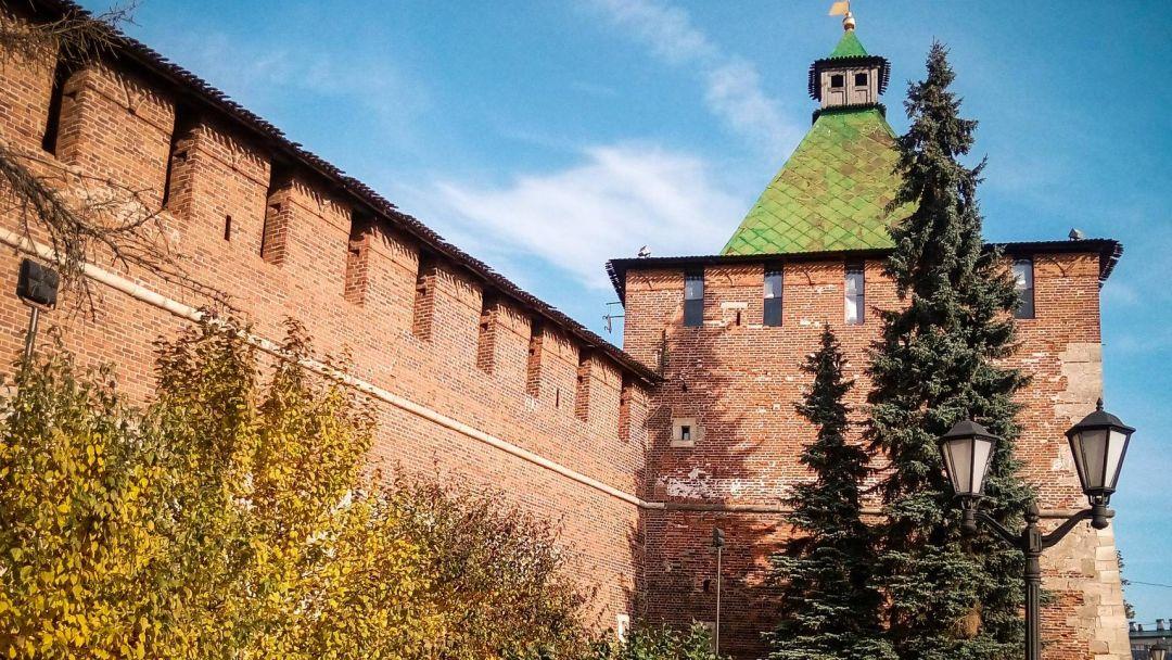 Пешеходная экскурсия по самым красивым местам Нижнего Новгорода - Индивидуальная.