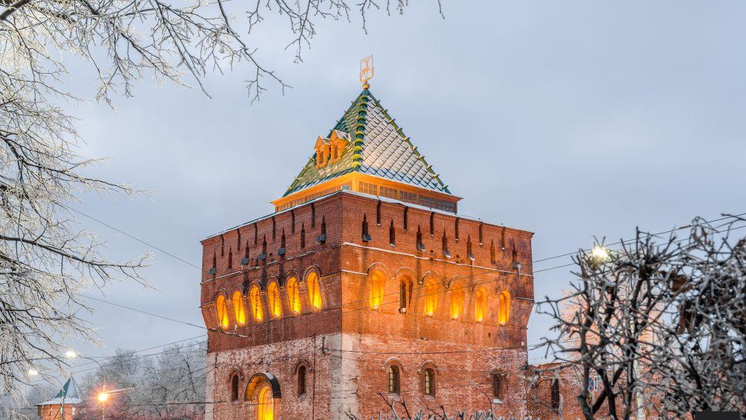 Пешеходная экскурсия по самым красивым местам Нижнего Новгорода - Индивидуальная. - фото 4