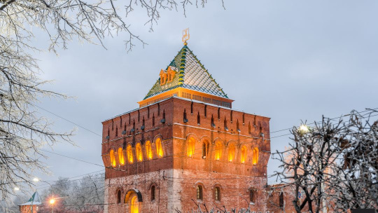 Пешеходная экскурсия по самым красивым местам Нижнего Новгорода  - фото 4