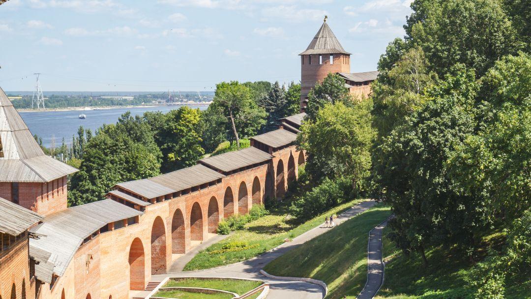 Пешеходная экскурсия по самым красивым местам Нижнего Новгорода - Индивидуальная. - фото 5