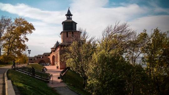 Пешеходная экскурсия по самым красивым местам Нижнего Новгорода  - фото 6