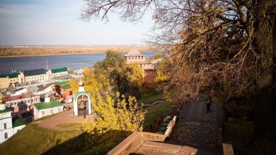 Пешеходная экскурсия по самым красивым местам Нижнего Новгорода  - фото 9