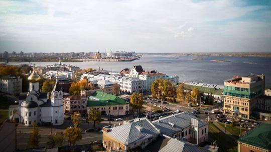 Пешеходная экскурсия по самым красивым местам Нижнего Новгорода  - фото 10