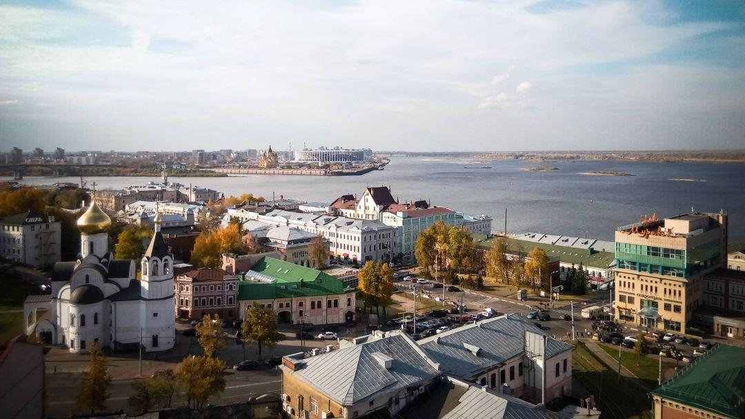 Индивидуальная экскурсия по самым красивым местам Нижнего Новгорода на транспорте - фото 4