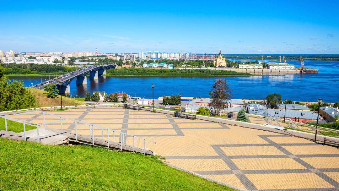 Индивидуальная экскурсия по самым красивым местам Нижнего Новгорода на транспорте - фото 5