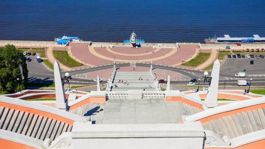 Индивидуальная экскурсия по самым красивым местам Нижнего Новгорода на транспорте - фото 6